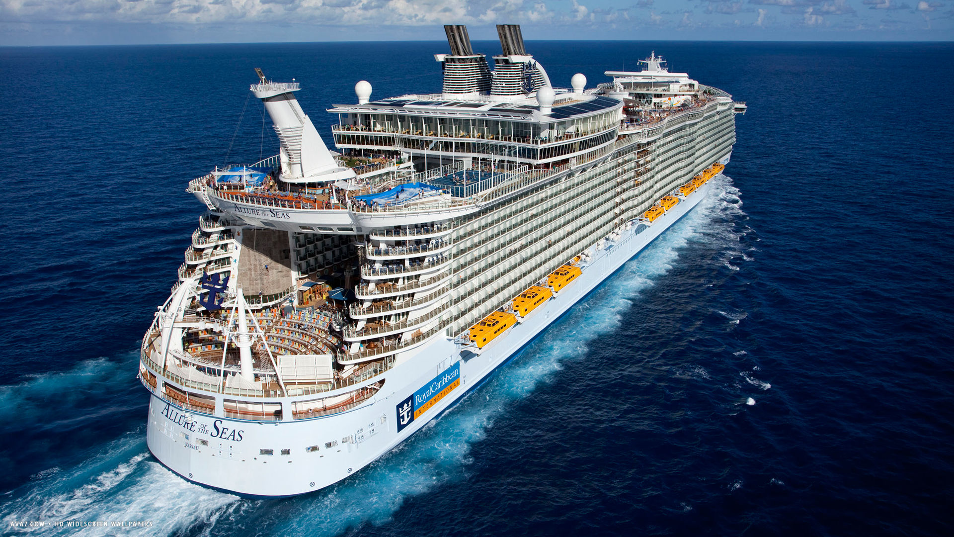 Allure of the seas kosten